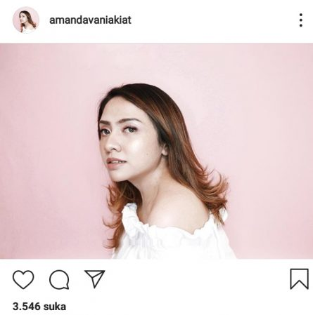 Amanda Vania Kiat Influencers agency indonesia