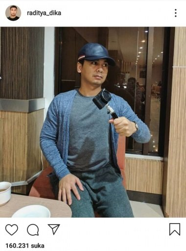 Influencers marketing agency in indonesia raditya dika